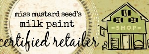 certified retailer Mrs. Mustard See Milk Paint